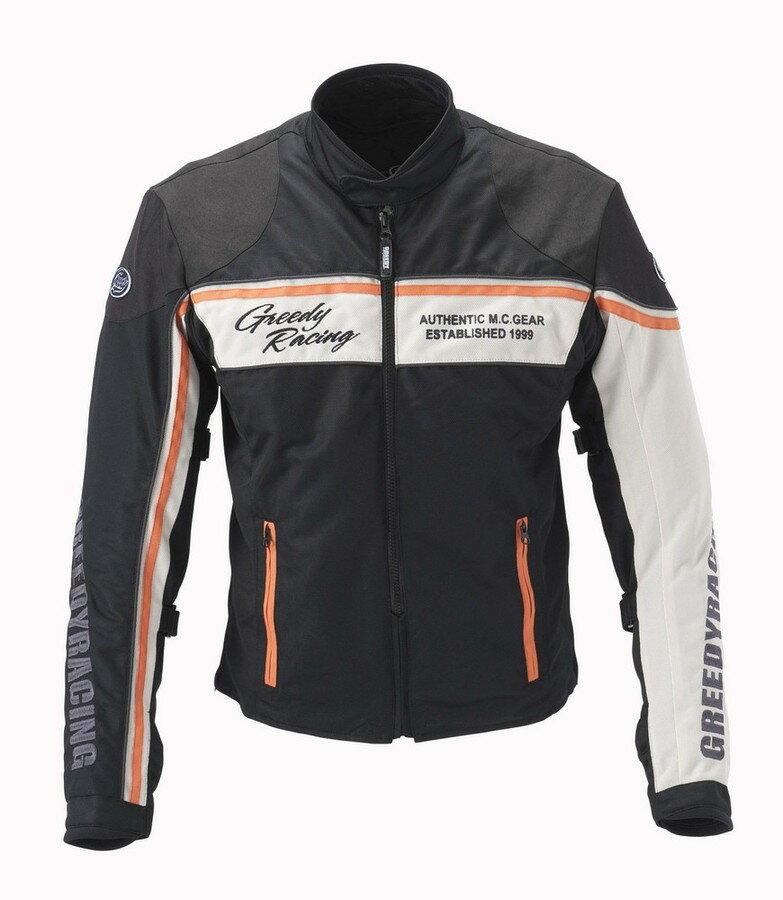 GREEDY グリーディー スポーツライディング メッシュジャケット サイズ:M