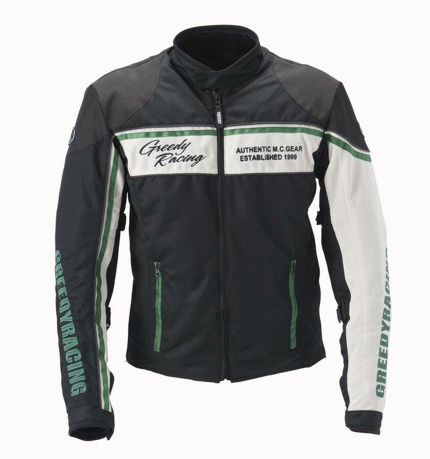 GREEDY グリーディー スポーツライディング メッシュジャケット サイズ:L