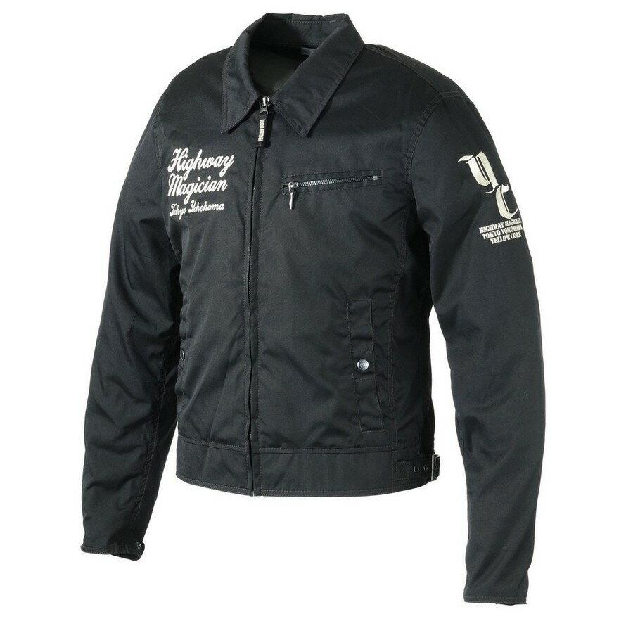 【イベント開催中!】YeLLOW CORN イエローコーン ライディングジャケット YB-7102 テキスタイルジャケット サイズ:L