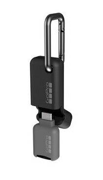 ゴープロ 各種電子機器マウント・オプション 【GoPro純正品】 QUIK KEY (USB-C) モバイル MICROSDカードリーダー