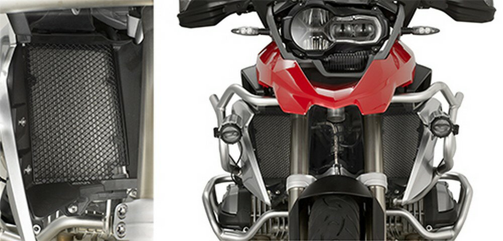 【在庫あり】KAPPA カッパ コアガード PROT.NE SPEC.RADIATORE BMW R12 R 1200 GS (13-16) R 1200 GS Adventure (14-16)