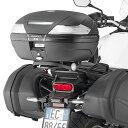 KAPPA カッパ バッグ・ボックス類取り付けステー P.PACCO HONDA CROSSRUNNER 800 リアラック Crossrunner 800 (...