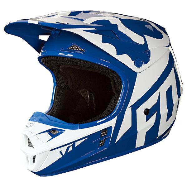 【イベント開催中!】 FOX フォックス オフロードヘルメット V1ヘルメット RACE [レース] サイズ:XL(61-62cm)