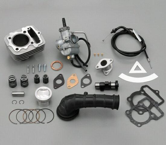【在庫あり】DAYTONA デイトナ ボアアップキット・シリンダー ハイパーボアアップキット(ノーマルエアクリーナー対応 80cc)
