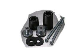 MORIWAKI ENGINEERING モリワキエンジニアリング ガード・スライダー スキッドパッド エンジンスライダー カラー:ブラック CB400スーパーフォア