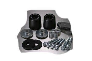 【在庫あり】MORIWAKI ENGINEERING モリワキエンジニアリング ガード・スライダー スキッドパッド エンジンスライダー カラー:ブラック XJR1200 XJR1300