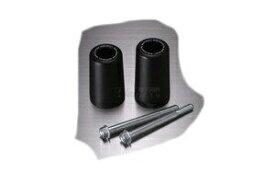 【在庫あり】MORIWAKI ENGINEERING モリワキエンジニアリング ガード・スライダー スキッドパッド エンジンスライダー カラー:ブラック ZRX400