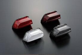 POSH Faith ポッシュ フェイス LEDテールランプユニット カラー:レッド ZRX-2 ZRX1100 ZRX1200R ZRX400