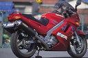 アサヒナレーシング ASAHINA RACING スリップオンマフラー本体 エグテック 湾岸(ワンガン)Zマフラー ZZR250