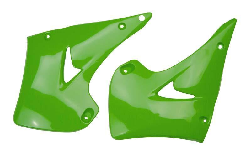 RACETECH レーステック ラジエーター関連部品 ルーバーラジエーター【LOUVERED RADIATOR【ヨーロッパ直輸入品】】 KX125 (125) 03-08 KX250 (250) 03-08