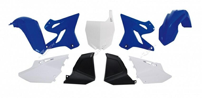 RACETECH レーステック フルカウル・セット外装 Plastic Kit 16-16 Replica【ヨーロッパ直輸入品】 YZ125 (125) 02-15 YZ250 (250) 02-10|12-15