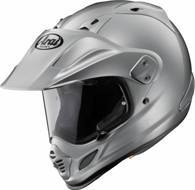 Arai アライ オフロードヘルメット TOUR-CROSS3 [ツアークロス3 アルミナシルバー] ヘルメット サイズ:L(59-60cm)