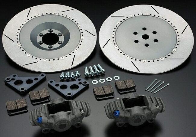 PMC ピーエムシー ディスクローター S1-Type CP2696ブレーキキット Z1000 76-80 Z1R Z750 Z900 76-80