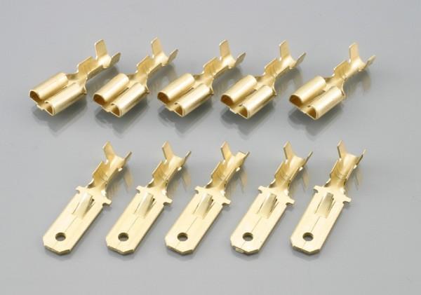 【在庫あり】【イベント開催中!】 K-CON キタココンビニパーツ 各種配線部材・用品 平型端子セット タイプ:250型コネクター用(適合電線:(250型コネクター用)AVまたはAVS0.5-2.0)