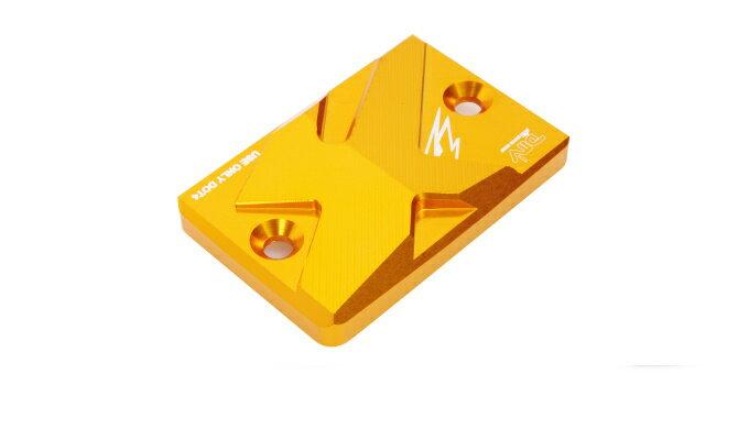 Dimotiv ディモーティヴ DMV マスターシリンダーキャップ カラー:ゴールド BWS125(ビーウィズ)