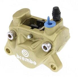 【在庫あり】Brembo ブレンボ リアブレーキキャリパー 旧カニ P2 32 84mm ゴールド