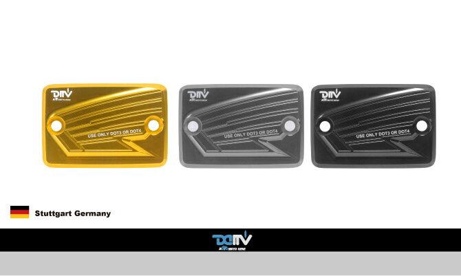 【在庫あり】Dimotiv ディモーティヴ マスターシリンダー DMV リザーバータンクキャップ フロント (Reservoir Cap) カラー:ゴールド