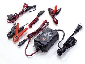 SUPER NATTO スーパーナット バイクバッテリー充電器(6V/12V切替式)