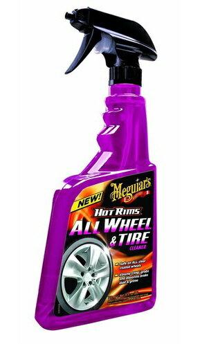 Meguiar's マグアイアーズ 洗車用品 ホットリムズ(TM)ホイール&タイヤクリーナー