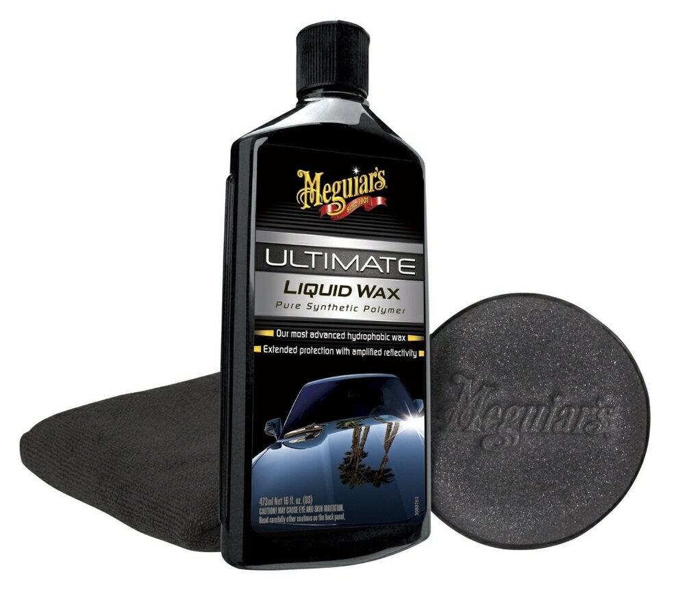 Meguiar's マグアイアーズ 洗車用品 アルティメット リキッドワックス