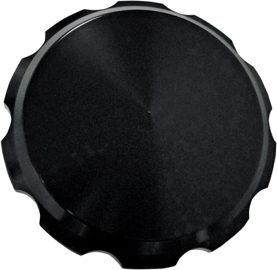 JOKER MACHINE ジョーカーマシーン タンクキャップ フューエルキャップ スムース ブラック 1996-16用 【CAP GAS SMOOTH BLK 96-16 [0703-0353]】