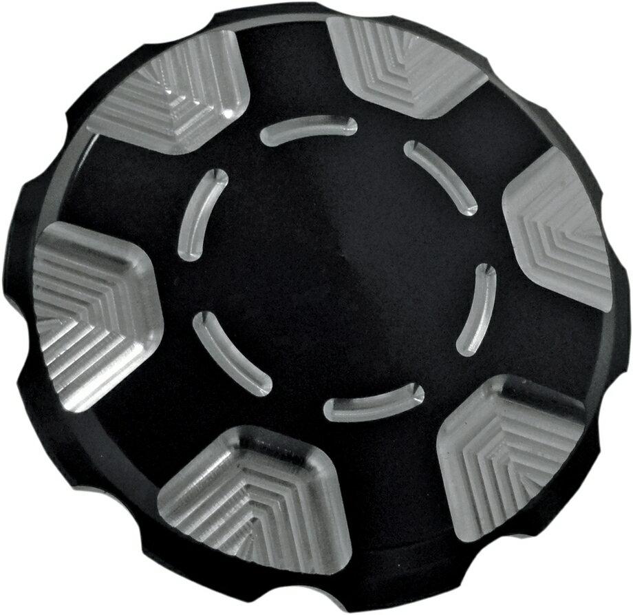 JOKER MACHINE ジョーカーマシーン タンクキャップ フューエルキャップ テクノ ブラック 1996-16用 【CAP GAS TECHNO BLK 96-16 [0703-0354]】