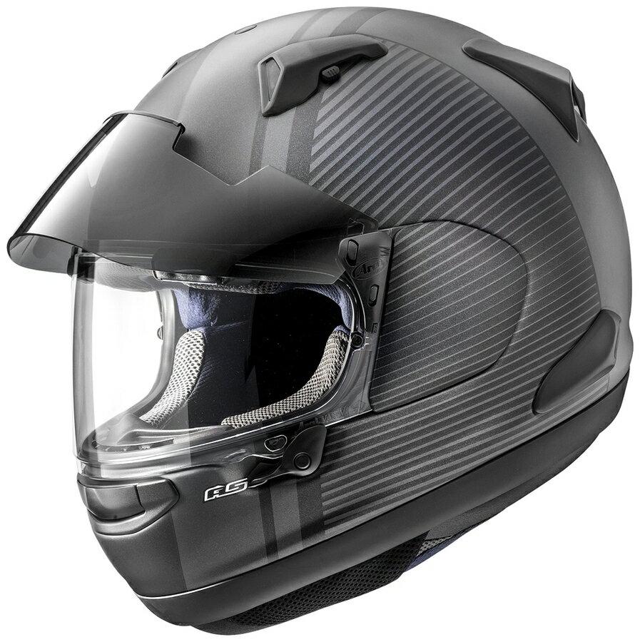 Arai アライ フルフェイスヘルメット ASTRAL-X TWIST BLACK [アストラル エックス ツイスト ブラック (つや消し)] ヘルメット サイズ:59-60cm
