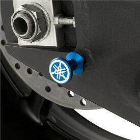 US YAMAHA 北米ヤマハ純正アクセサリー スイングアームスプール (Swingarm Spools) Color:Blue