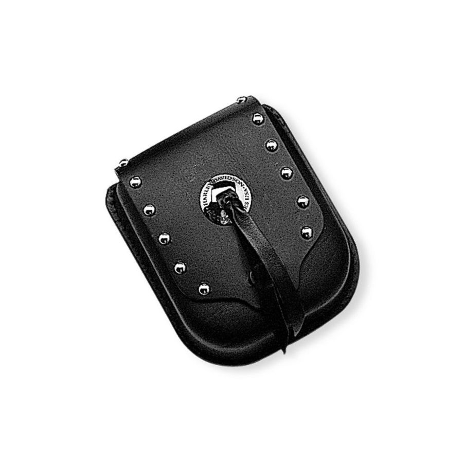 HARLEY-DAVIDSON ハーレーダビッドソン シートバッグ Leather Sissy Bar Bag with Studs