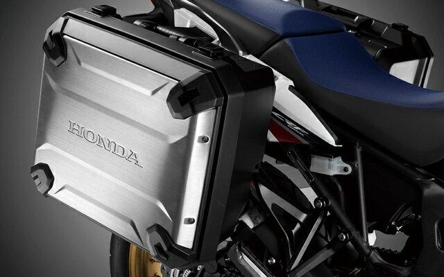 【在庫あり】HONDA ホンダ パニアケース・サイドボックス パニアケース ワン・キー・システムタイプ CRF1000L Africa Twin 2BL-SD04 SD04E