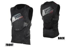 LEATT BRACE リアットブレイス 胸部プロテクターチェストガード・ブレストガード 3DF AIRFIT ボディベスト サイズ:L/XL