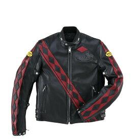BATES ベイツ ウインタージャケット 合成皮革ジャケット(中綿入り) サイズ:XXL