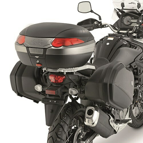 KAPPA カッパ バッグ・ボックス類取り付けステー specific pannier holder ステー DL 650 V-Strom (17)