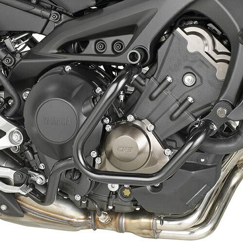 KAPPA カッパ ガード・スライダー specific tubular engine guard black MT-09 (17)