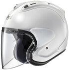 AraiアライジェットヘルメットVZ-Ram[ブイゼットラムグラスホワイト]ヘルメットサイズ:54