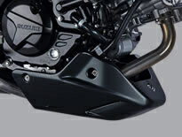 SUZUKI スズキ アンダーカウル アンダーカウリングセット SV650 ABS、SV650X ABS