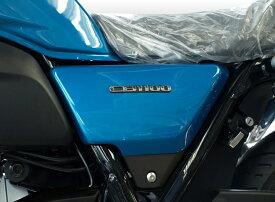 Force-Design フォルスデザイン FRPサイドカバークラシック カラー:ソードシルバーメタリック 立体エンブレム:なし CB1100