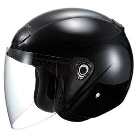 【在庫あり】OGK KABUTO オージーケーカブト ジェットヘルメット VENIRE [ヴェニーレ ブラックメタリック] ヘルメット