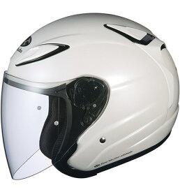 OGK KABUTO オージーケーカブト ジェットヘルメット AVAND-II [アヴァンド・2 パールホワイト] ヘルメット サイズ:XL