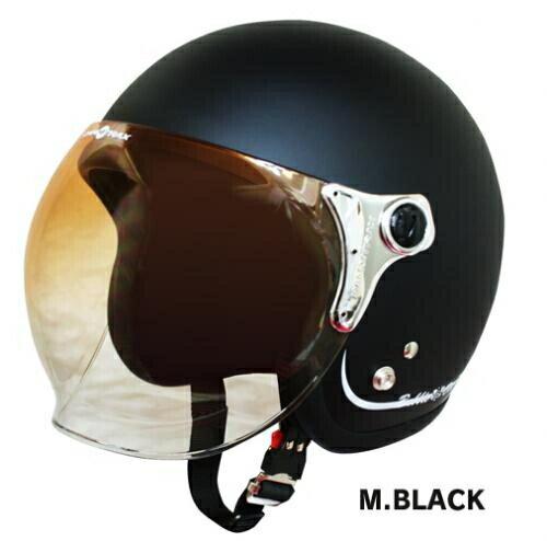 DAMMTRAX ダムトラックス ジェットヘルメット BUBBLE BEE-バブルビー