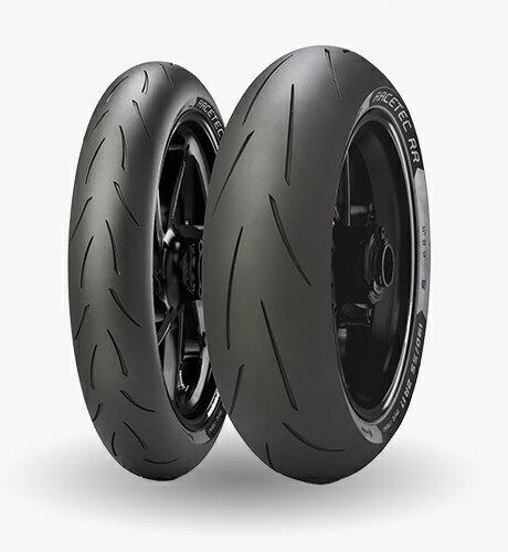 【イベント開催中!】 METZELER メッツラー オンロード・ハイグリップ RACETEC RR【180/55 ZR 17 M/C(73W)TL K3】レーステックRR タイヤ