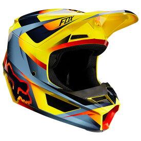 FOX フォックス オフロードヘルメット MX19 V1 HELMET [V1 モティーフ ヘルメット] サイズ:L