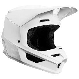 FOX フォックス オフロードヘルメット MX19 V1 HELMET [V1 マット ヘルメット] サイズ:M