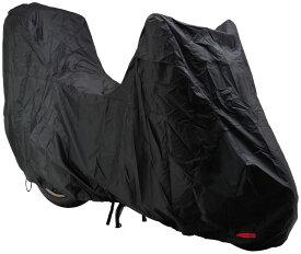 DAYTONA デイトナ バイクカバー ブラックカバー ウォーターレジスタント ライト トップケース装着車用 L