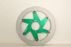 BERINGER ベルリンガー ディスクローター AERONAL DISC (エアロナルディスク) カラー:グリーン 右用 TOURINGファミリー