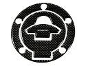 SPEEDRA スピードラ カーボンタンクキャップパッド YZF-R25 YZF-R3 MT-25 MT-03