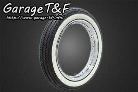 【在庫あり】ガレージT&F オンロード・アメリカン/クラシック unilli(ユナリ) ビンテージタイヤ 18×4.00 SR400 SR500