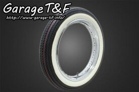 ガレージT&F オンロード・アメリカン/クラシック unilli(ユナリ) ビンテージタイヤ 19×4.00 シャドウスラッシャー400
