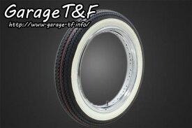 ガレージT&F オンロード・アメリカン/クラシック unilli(ユナリ) ビンテージタイヤ 18×4.00 ビラーゴ250(XV250)