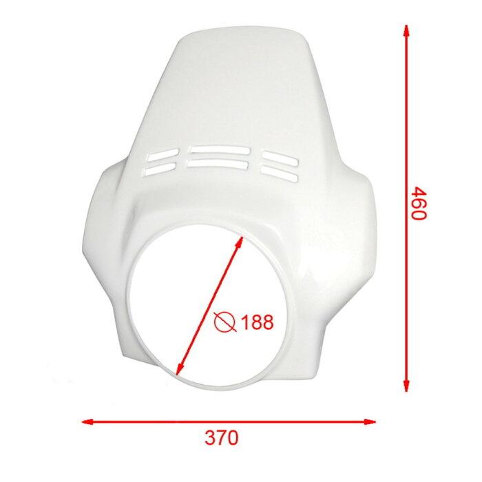 UNITGARAGEユニットガレージその他外装関連パーツWindshieldFenouilR115G/SR115ADVR120G/SR115R